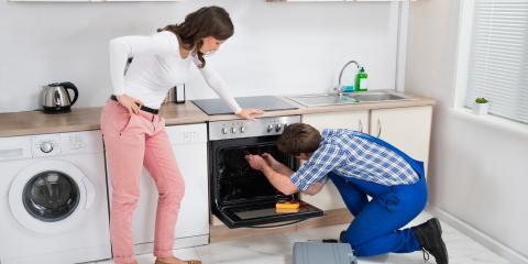 Top 3 Signs You Need Oven Repair , Koolaupoko, Hawaii