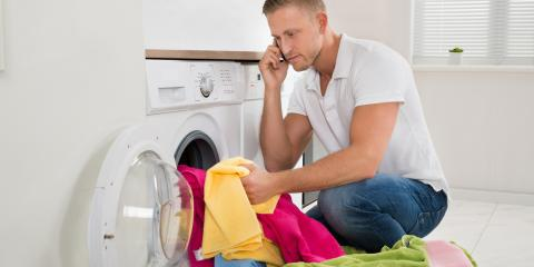 What Causes a Clothes Dryer to Smell Bad?, Anchorage, Alaska