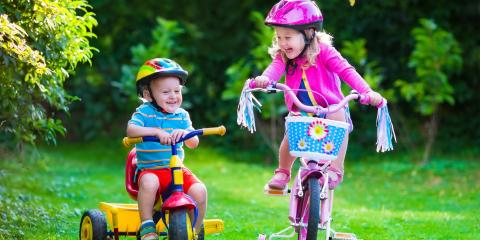 5 Bicycle Safety Rules to Teach Your Kids, Chardon, Ohio