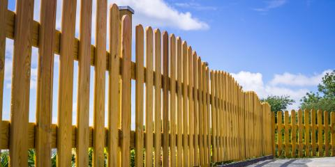 A Guide to Chain Link, Wood, & Vinyl Fences, Dothan, Alabama