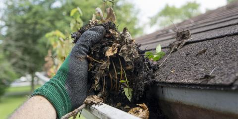 How to Prepare Your Gutters for Spring, Lakeville, Minnesota