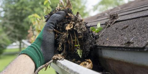 Why Should You Keep Your Gutters Clean?, Lincoln, Nebraska
