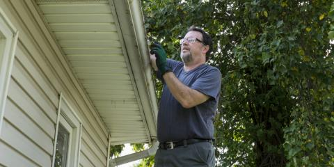 3 Tips for Cleaning Your Gutters This Spring, Cincinnati, Ohio