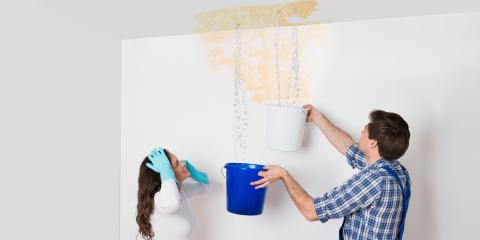 FAQ About Drywall Repairs Following Water Damage, Perinton, New York