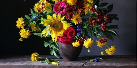 4 Tips for Keeping Flowers Fresh Longer, Lexington, South Carolina
