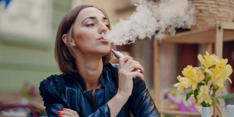 How Does Vaping Affect Oral Health?, Kailua, Hawaii