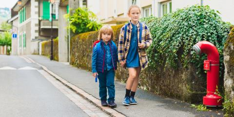 4 Safety Tips for Children Who Walk Home From School, Florence, Kentucky