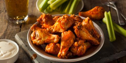 Why Are Chicken Wings So Popular?, Gulf Shores, Alabama