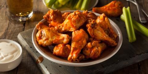 Buffalo Wild Wings® Highlights 5 Famous Sauces, North Haven, Connecticut