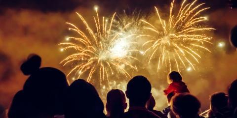 Could Using Fireworks in Ohio Leave You Needing a Defense Attorney?, Cincinnati, Ohio