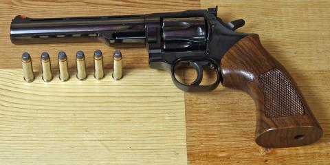 How to Clean & Care For a Revolver, Columbia, Illinois