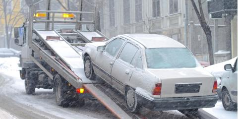 3 Reasons to Use a Towing Service This Winter, Hamilton, Ohio