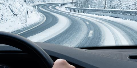 Car Dealership Shares 5 Winter Driving Safety Tips, Tacoma, Washington