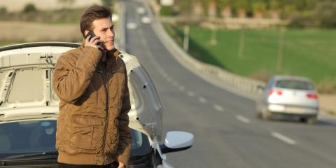 4 Safety Tips While You Wait for Roadside Assistance, Franklinville, New York
