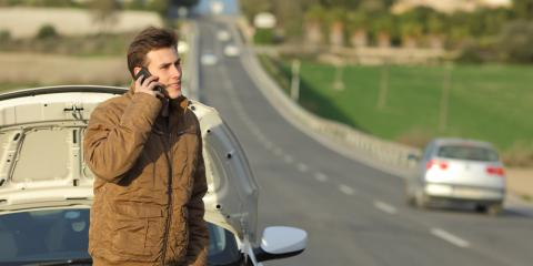3 Signs You Might Need Roadside Assistance Soon, Wisconsin Rapids, Wisconsin