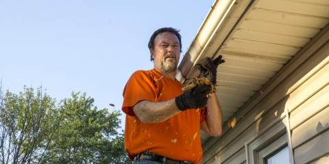 How a Gutter Contractor Can Help You Prepare for Fall & Winter, Plano, Texas