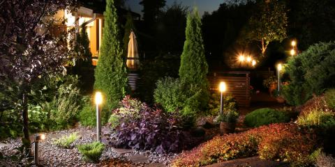 3 Benefits of Landscape Lighting, Lexington-Fayette, Kentucky