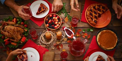 3 Thanksgiving Foods Patients With Back Pain Should Avoid, Maple Grove, Minnesota