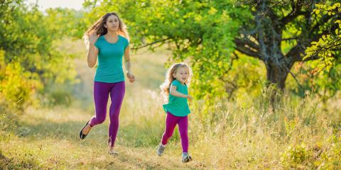 How Exercise Improves Your Child's Overall Health, Leitchfield, Kentucky