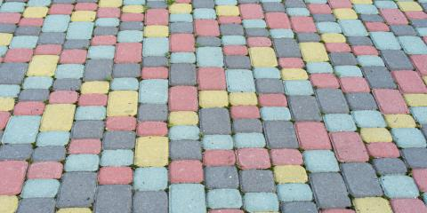 Colored Concrete: 5 Steps to Prevent Fading, Windham, Connecticut