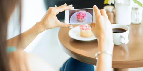 3 Tech-Savvy Tips for Instagramming Your Food, San Marcos, Texas