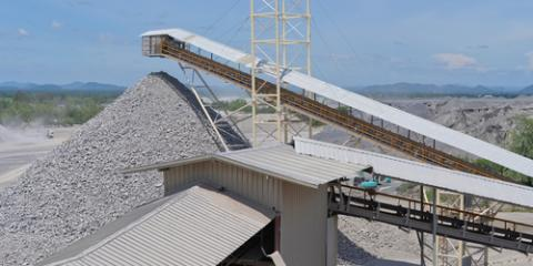 4 Environmental Benefits of Using Recycled Concrete Aggregate, Gales Ferry, Connecticut