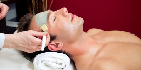 A Guide to Facials for Men, Manhattan, New York