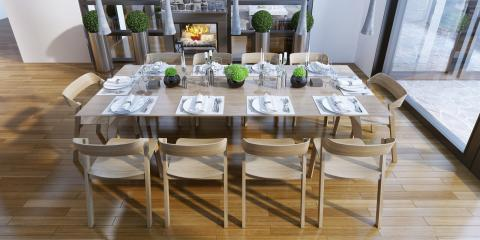 What Are the Best Wood Options for Dining Room Tables?, Symmes, Ohio