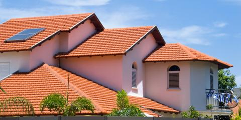 What Are the Differences Between Clay & Concrete Tile Roofs?, Waterloo, Illinois