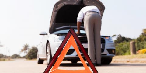 How to Stay Safe When Waiting for Roadside Assistance, Tuscaloosa, Alabama