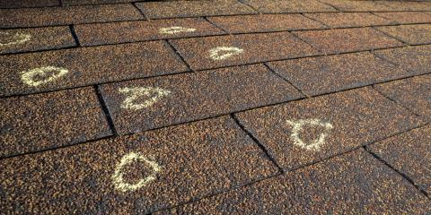 How Hail & Storm Damage Affects Your Roof, Burnsville, Minnesota