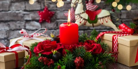 4 Holiday Floral Arrangement Ideas , Hastings, Nebraska