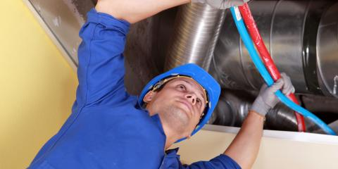 HVAC Contractor Shares How Often Your Air Ducts Should be Cleaned, Middletown, Ohio