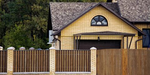 Top 4 Types of Fencing Materials, Hamptonburgh, New York