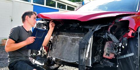 4 Factors That Determine If Your Car Is Totaled , Fairfield, Ohio
