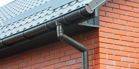 4 Reasons to Install Underground Downspouts on Your Property, Covington, Kentucky