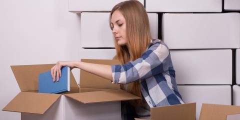 3 Ways to Use a Storage Unit When You're Moving, Rochester, New York