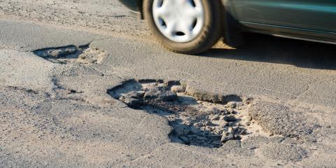 FAQ About Potholes, Bloomfield, Connecticut