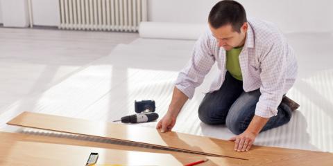 How to Choose Between Laminate & Vinyl Flooring, Slocomb, Alabama