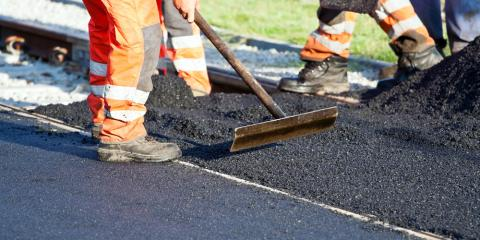 What to Look For When Hiring Asphalt Pavers, Middle Fork II, North Carolina