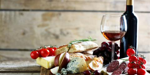Top 5 Italian Restaurant Wine Pairings, Oxford, Connecticut