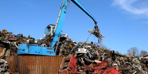 3 Factors to Help You Pick a Metal Recycling Center, Cincinnati, Ohio