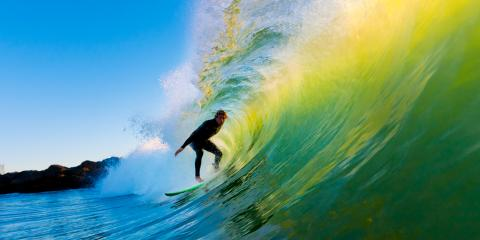 3 Common Surfing Injuries, Honolulu, Hawaii