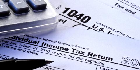 The Fascinating History of Income Taxes, Stow, Ohio