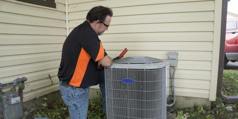 5 Key Components of an Air Conditioner, West Haven, Connecticut