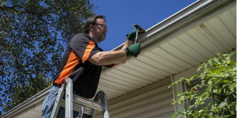 Gutter Repair: 5 Reasons to Call a Repairman, Northeast Cobb, Georgia