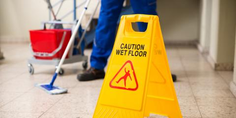 Slip & Fall Lawyers on How to Establish Fault for Your Claim, Galesburg, Illinois