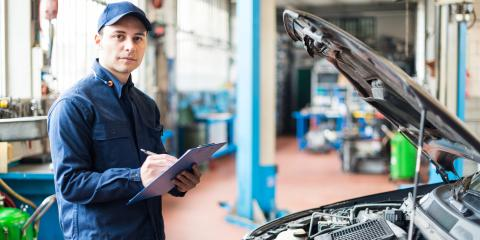 What Is Included in an Auto Repair Order?, Anchorage, Alaska