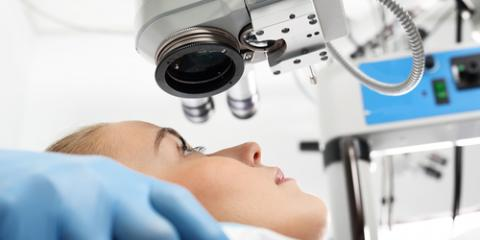What Can an Eye Exam Tell You About Your Heart Health?, Middletown, Ohio