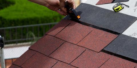 5 Benefits of Asphalt Roof Shingles, Lexington-Fayette, Kentucky